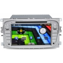 Car Stereo for Ford Focus DVD Player Double Din Ford Focus GPS navigation