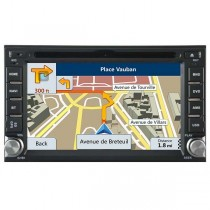 Android Nissan Tiida DVD GPS Radio Navigation Multimedia System Quad-Cores with WiFi