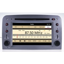 Alfa Romeo 147 GT DVD Player - Alfa Romeo GPS navigation unit HD Touch Screen 1080P