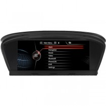 Aftermarket BMW E60 Android Head Unit GPS Navigation BMW E60 Radio Upgrade DVD optional