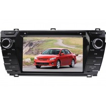 2013 2014 Toyota Corolla DVD Player - GPS Navigation System for Toyota Corolla Radio Head unit