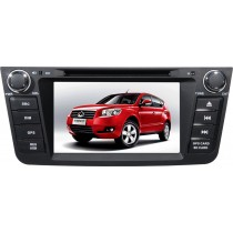 Geely Gleagle GX7 Double Din Car DVD Player Radio with GPS Navigation System