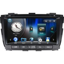 2013 Kia Sorento DVD Player - Kia Sorento GPS navigation Head unit BT USB SD