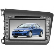 2012 Honda Civic DVD GPS Navi Head unit Left or Right Hand Driving