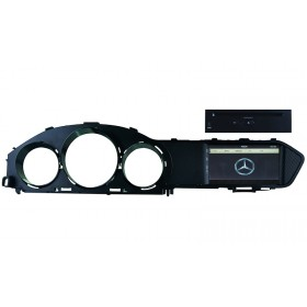 "Mercedes-Benz C-Class C204 HD 7"" GPS Navigation DVD Player Head unit 2011-2014 C180 C200 C300"