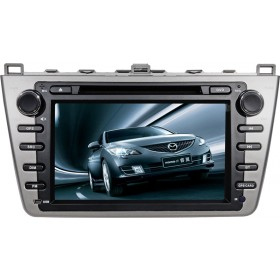 Mazda6 DVD Player - Mazda 6 GPS navigation USB Bluetooth touch screen