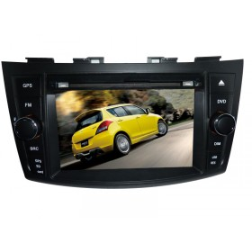 Suzuki Swift DVD Player GPS Navigation Double Din Car Radio Bluetooth