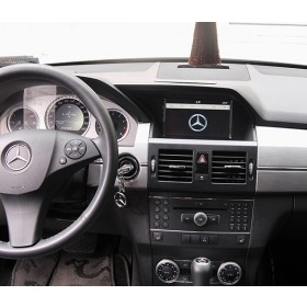 Mercedes Benz X204 GLK 350 GLK 280 GLK 300 GPS navigation Touch screen Head unit