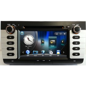 Suzuki SWift Car DVD GPS navigation System 2Din Radio GPS DVD Suzuki Swift with GPS