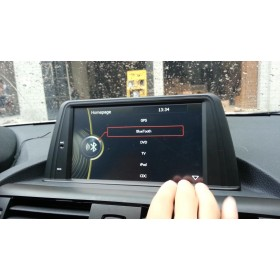 BMW 3 Series F30 GPS navigation system - BMW F30 Head unit