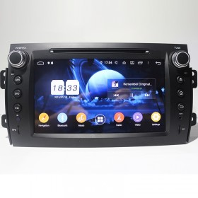 "Android Suzuki SX4 Radio DVD Navigation GPS Bluetooth 8"" HD 1024*600 Touch Screen 1080P"