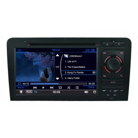 Audi A3 Navigation DVD Player GPS Navi system