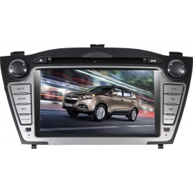 Hyundai Tucson IX 35 DVD GPS Navigation TV Bluetooth