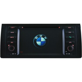 2 Din BMW X5 Radio DVD System BMW X5 Navigation System GPS Nav in-Dash