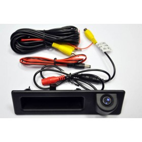 BMW Trunk Handle Rear View Camera