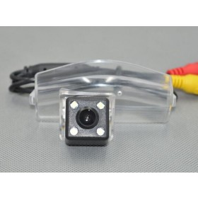 Car Rear View Camera for Mazda 3 Mazda 2 with CCD 4 LED