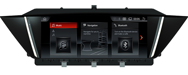 BMW X1 navigation Android 4.4.4