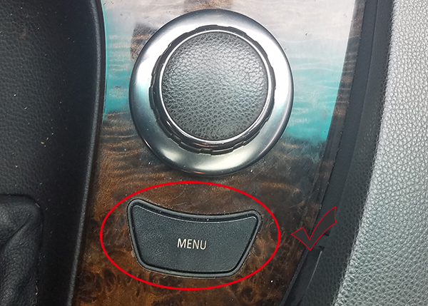 e60 with only menu button